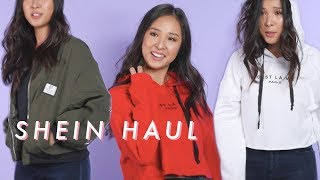 $286 on SHEIN Clothing Try-On + Haul + First Impressions: Is it Worth It? | Part 2