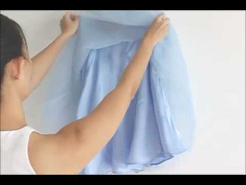 How To Iron Your Tulle Skirt
