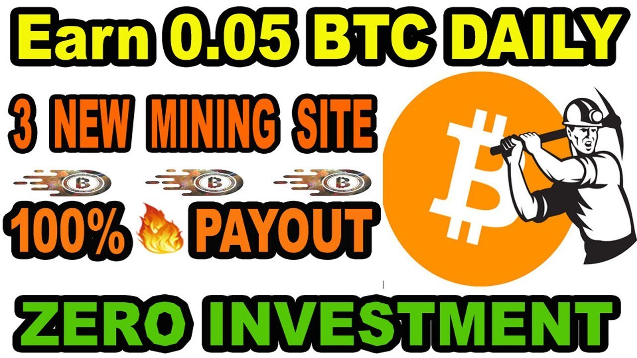 btc mining sites without investment