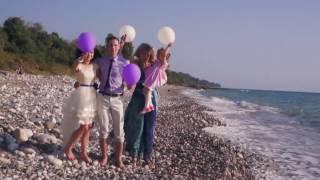 Свадебная церемония в Абхазии - Сергей и Евгения (октябрь 2016)