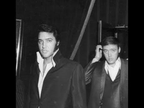 Elvis Presley Richard Davis Memphis Mafia & Family The Spa Guy
