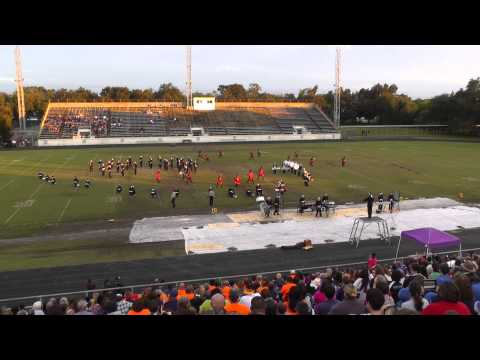 Ellender Memorial High School - Crimson Pride Battle on the Bayou