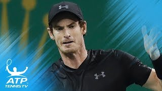 Andy Murray Top 10 Shots at Rolex Shanghai Masters!