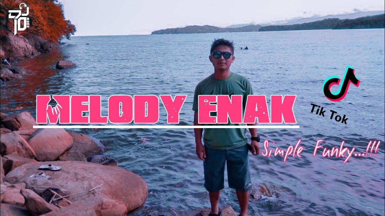 SIMPLE FUNKY - MELODI ENAK ! (Panji Umbola Remix)