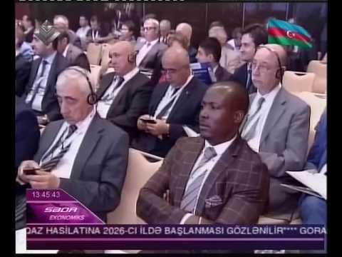 24th Caspian International Oil & Gas Azerbaijan Conference Lider
