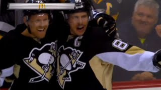 Sidney Crosby Slap Shot Goal vs St. Louis