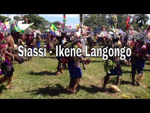 Siassi Traditional Dance - Ikene Langongo