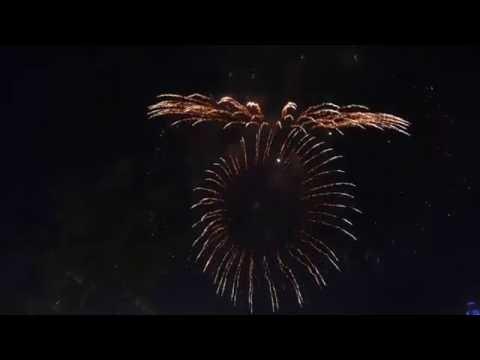 Columbus Fireworks july 2016