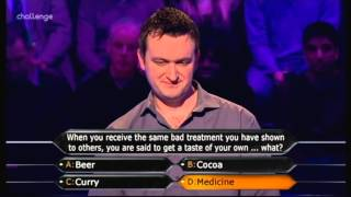 Who Wants to be a Millionaire uk 2010