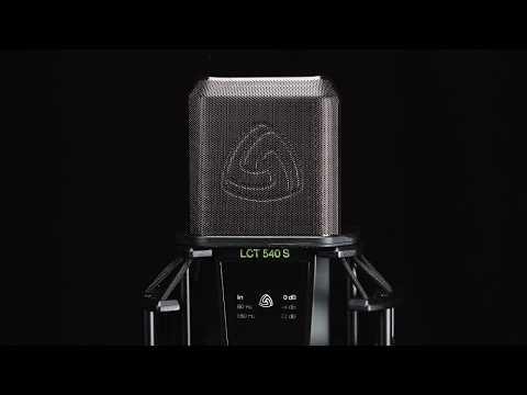 LEWITT LCT 540 SUBZERO - Rediscover Sound