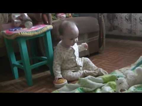 Откуда шишки на лбу у ребенка?