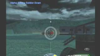 JUNGLE STORM GHOST RECON OCELOT DESERT PS2