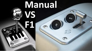Manual or F1? What's best for a Ferrari 360?
