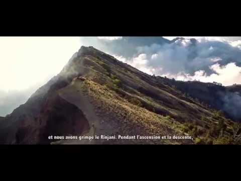 ESCAPE - MOUNT RINJANI - The Story - Indonesia Lombok