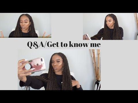 My First Video!!/Q\u0026A