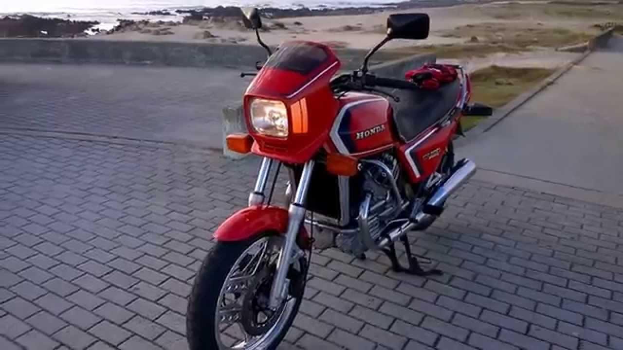 Honda CX 400 Sport 1983