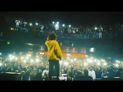 Trippie Redd Performs Love Scars Live NOVO LA | Shot By @Matt_Keane