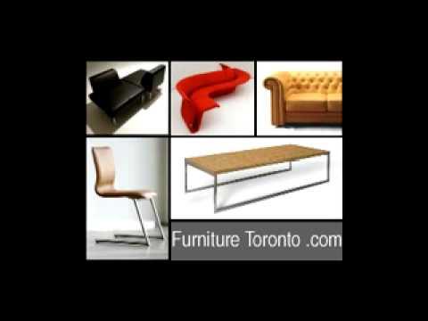 Modern Contemporary Furniture In Toronto Canada. Ontario
