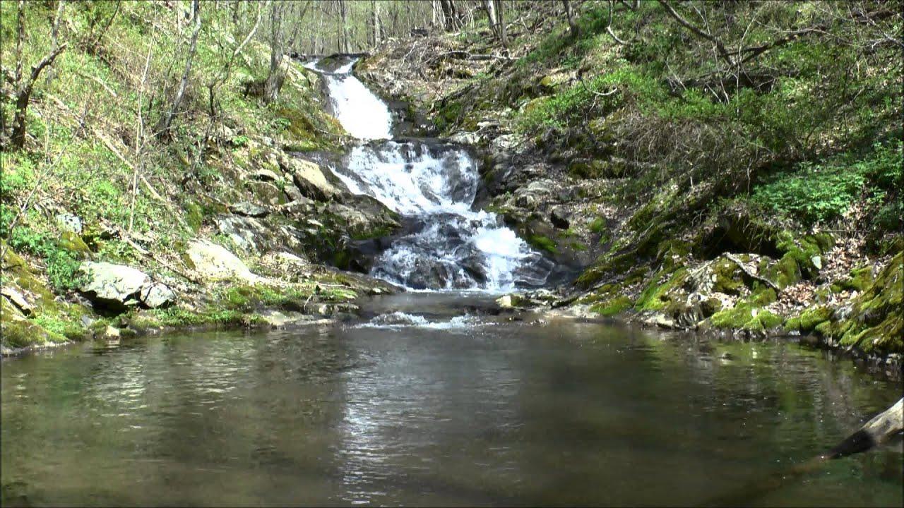 Doyle's Riverfalls Shenandoah National Park
