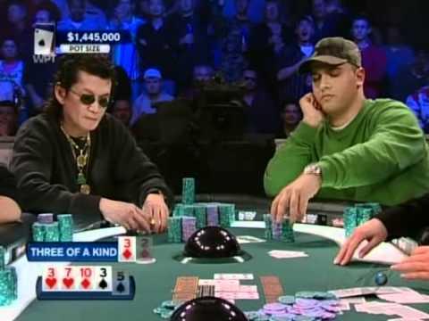 World Poker Tour 4x10 Gold Strike Classic