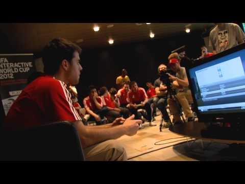 FIFA Interactive World Cup 2012 - Drei-Länder-Finale Zürich 12.05.2012
