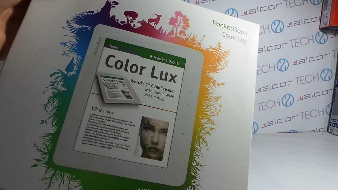 Jul 24, 2013. The pocketbook color lux is one of the first e-readers in the world to use the new e ink triton 2 color technology and a front-light. Today, we dive right into this new device and give you a sense of what it brings to the table and how it performs under real world circumstances. Is it a must buy or should you.