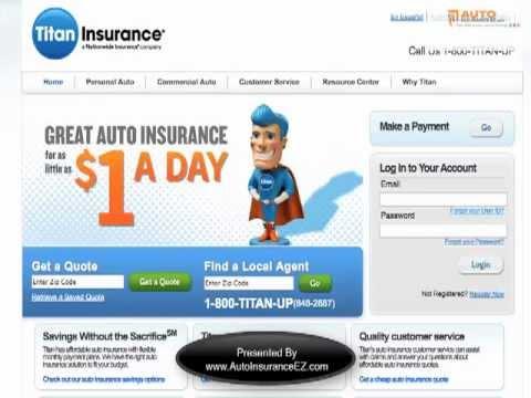 Titan Car Insurance Reviews – View Ratings, Complaints
