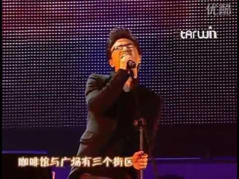 Beijing Beijing by Wang Feng, a Chinese Super Rock Start, at 2010Beijing Faith Concert