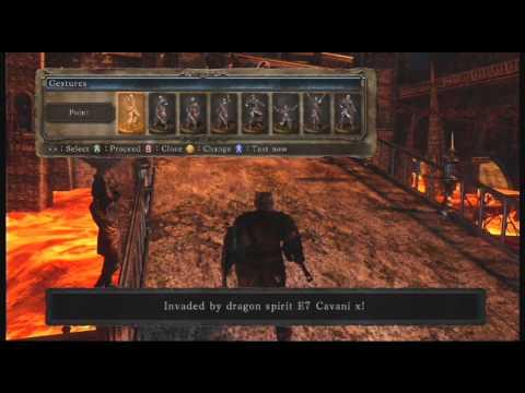 Dark Souls II (Blind) - Episode 24: Smelter Demon Montage
