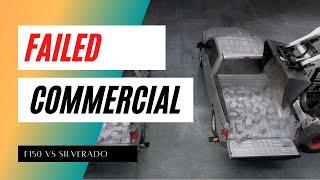 WARNING: LOUD INTRO - Chevy Silverado Strong Steel Bed Outperforms Ford F-150-Aluminum Bed Ad