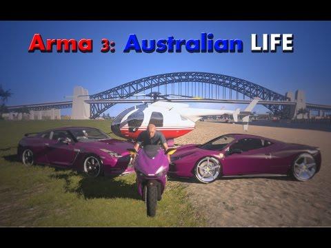 Arma 3: Australian Life - Open Beta - First Look