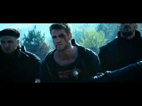 The Expendables 2 - Billy death scene (HQ)