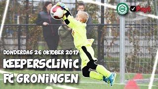 FC Groningen trainen als een Profkeeper   Sergio Padt   Kevin Begois   Bas Roorda
