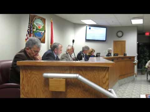 Crossville city council discusses airport Jet Fuel A cabinet 11-2015