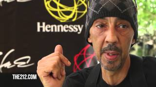 FUTURA Talks Hennessy, Red Hook, Brooklyn, 13th Witness, Tab from Married To The Mob