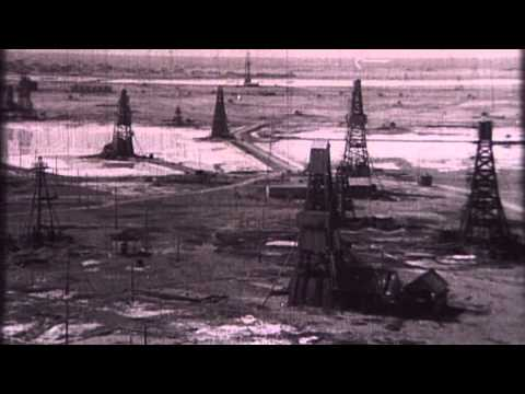 Documentary on the History of Kazakh oil industry