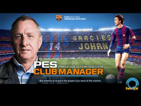 PES CLUB MANAGER | 7/2/2018 | THE LEGEND HIMSELF...... JOHAN CRUYFF!!!
