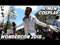X-Men Cosplay of WonderCon 2018