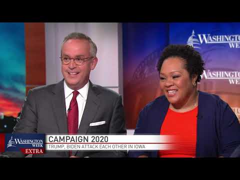 Latest updates on the 2020 presidential race | Washington Week | PBS