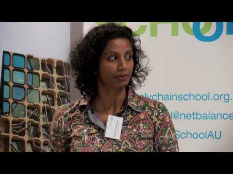 Renuka Sabaratnam, Group Manager Sustainability, John Holland - supply chain sustainability