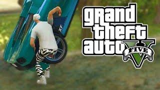 GTA 5 Funny Moments #42 (GTA V Fails and Random Gameplay Moments)