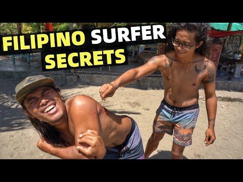 FILIPINO SURF SECRETS – Barangay Home Body Spa – LIFE BY THE BEACH IN DAVAO MINDANAO