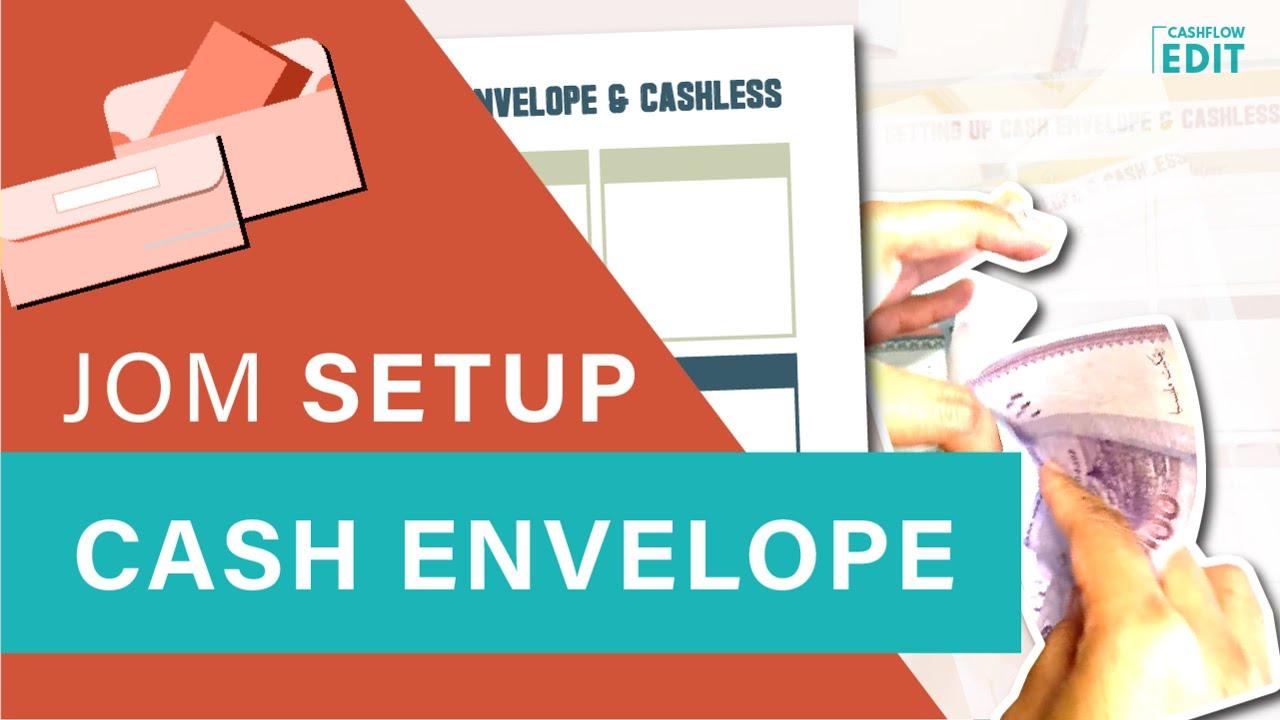 Cash Envelope & Cashless