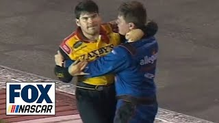 Michael Waltrip & Spencer Gallagher relive the John Wes Townley fight | Waltrip Unfiltered Podcast