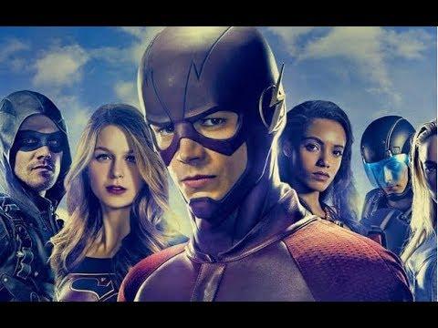 The Flash ⚡ Arrow Legends Of Tomorrow Supergirl Constantine
