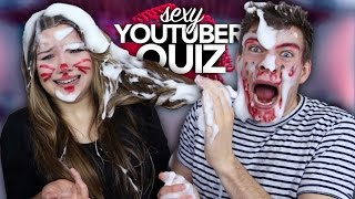 SEXY YOUTUBER QUIZ mit Julia Beautx | Joey's Jungle
