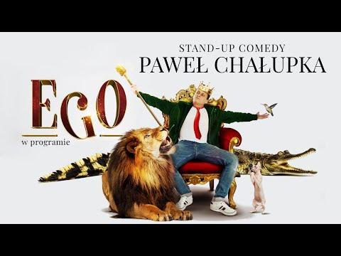 Paweł Chałupka - EGO | Całe nagranie (2020) | Stand-up