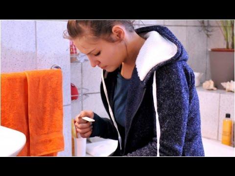 Melania kupiła test ciążowy dla Leny [19+]
