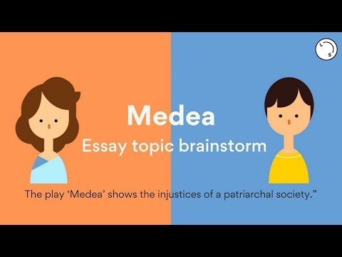 Medea | Essay Topic Breakdown | Lisa Tran