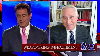 Political Consultant & Former Trump Surrogate, Roger Stone, on Weaponizing Impeachment